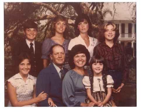 Family photo, 1982.
